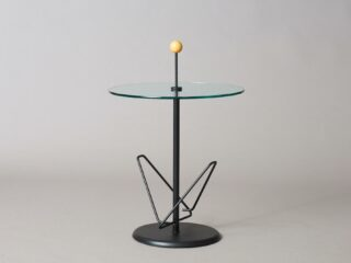 Memphis-style Side Table