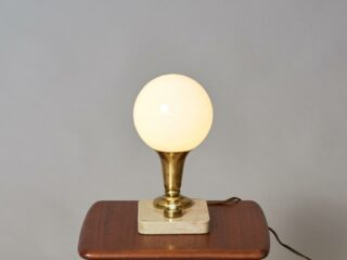 Art-deco style - table-lamp, 1960's