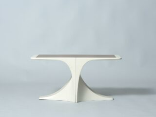 Italian Space-Age Side Table