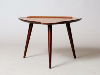 Teak Triangular Coffeetable - 1950's