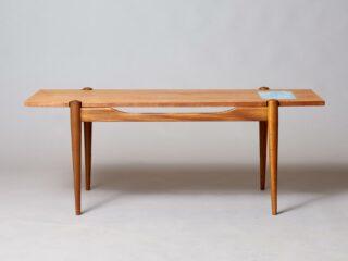 Coffeetable in teak-wood, 1960's
