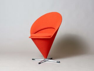 Verner Panton - Plus-Linje - Cone Chair